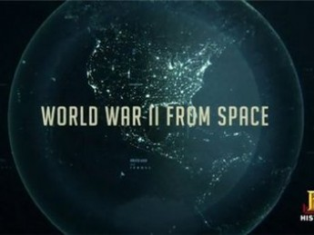 WWII From Space