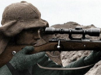 World War II Snipers