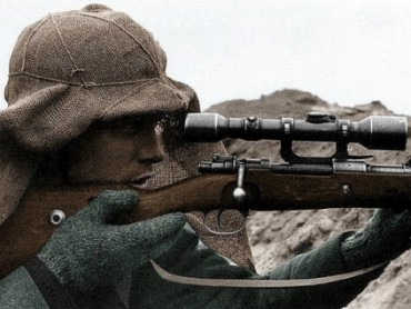 World War II Snipers