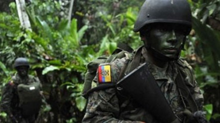 Colombia: Caught in Crossfire