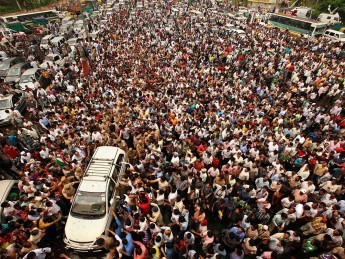 Overpopulated