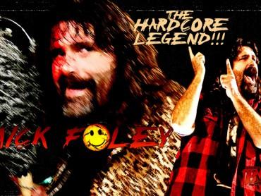 Mick Foley: Hardcore Legend