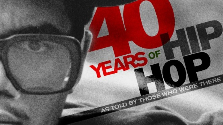 40 Years of Hip-Hop