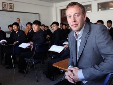 Educating North Korea