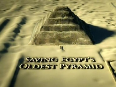 Saving Egypts Oldest Pyramid