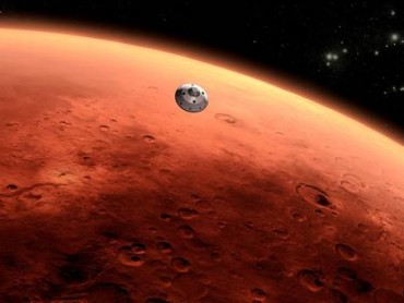 Man on Mars: Mission to the Red Planet