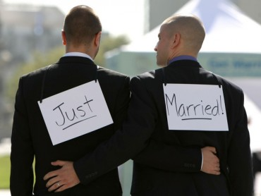 Gay, Married and Legal