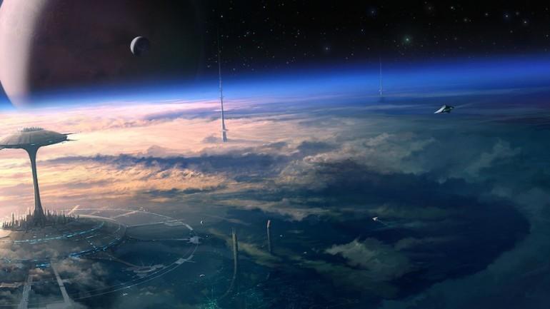 Earth In The Future