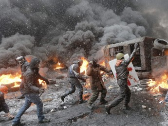 The Fight for Ukraine: Last Days of the Revolution