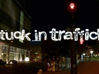 Stuck in Traffick
