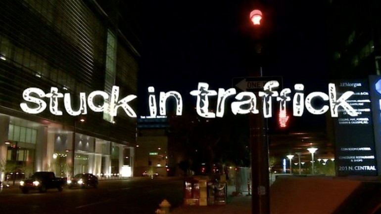 Stuck in Traffick