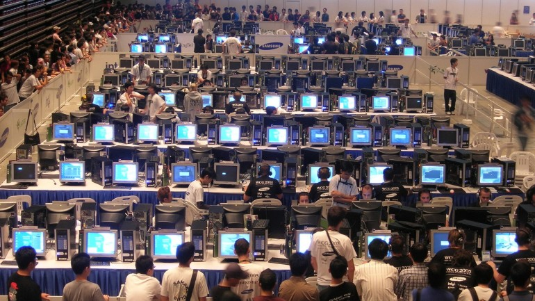 StarCraft: World Cyber Games 2005