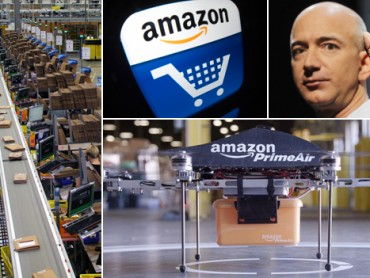 Amazon's Retail Revolution