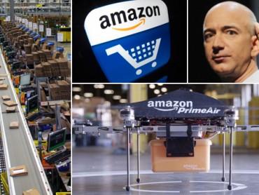 Amazon's Retail Revolution
