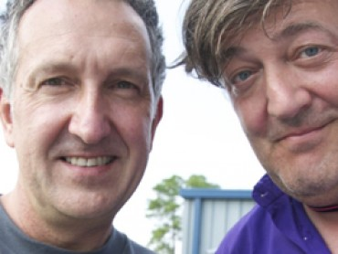 Stephen Fry And The Great American Oil Spill