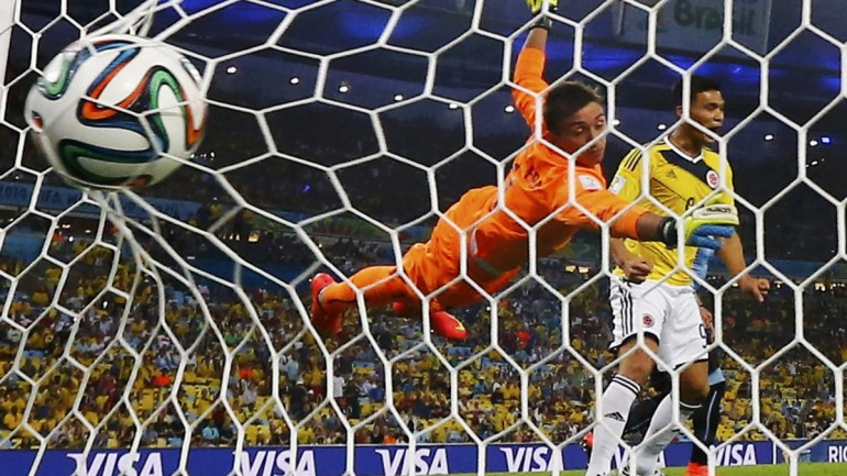 Greatest World Cup Goals