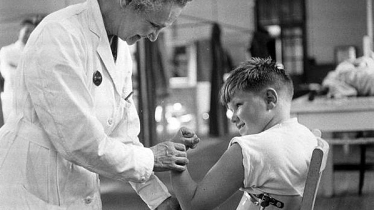 The Battle to Beat Polio