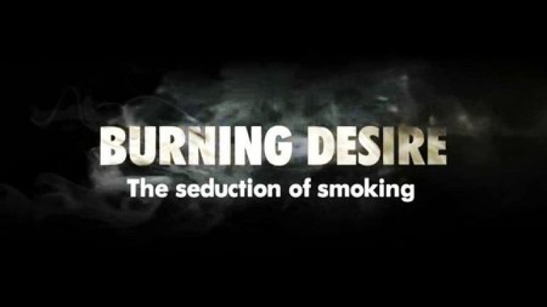 Burning Desire The Seduction of Smoking