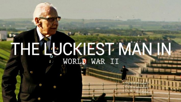 The Luckiest Man in World War 2