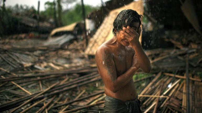 Burma: No Childhood at All