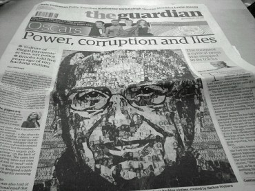 Hacking Power, Corruption and Lies
