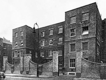 The Horrific World of England's Workhouse