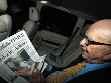 Rupert Murdoch Battle With Britain