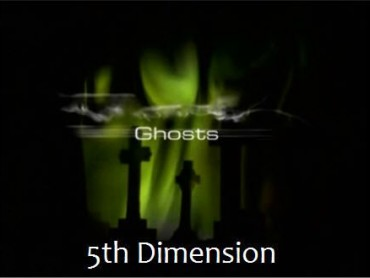 5th Dimension Ghosts