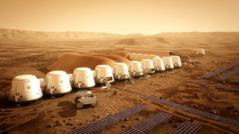 When Will Humans Live on Mars?