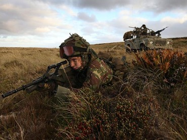 For Queen and Country: The Falkland Islands Defence Force