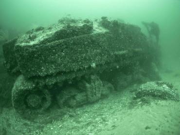 D-Day's Sunken Secrets