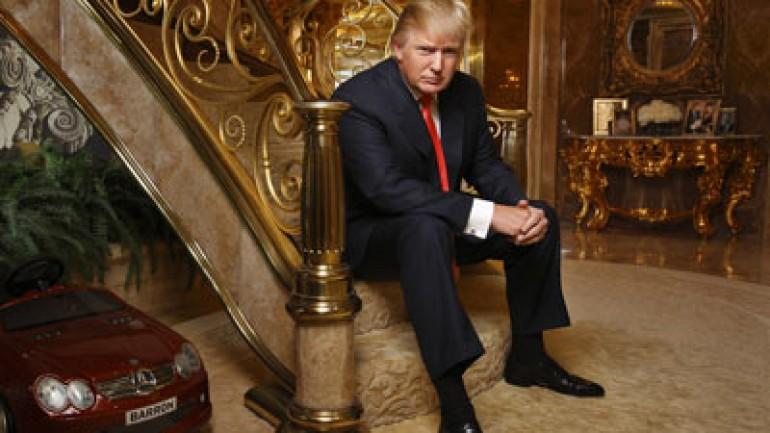 Donald Trump: Billionaire Rich Lifestyle