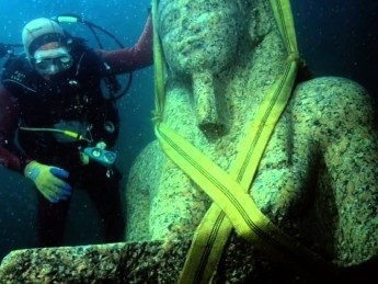 Swallowed by the Sea: Ancient Egypt's Greatest Lost City