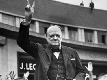 Churchill: The Nation's Farewell