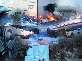 Murder in the Sky Flight MH17