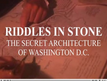 Riddles in Stone: The Secret Architecture of Washington D.C.