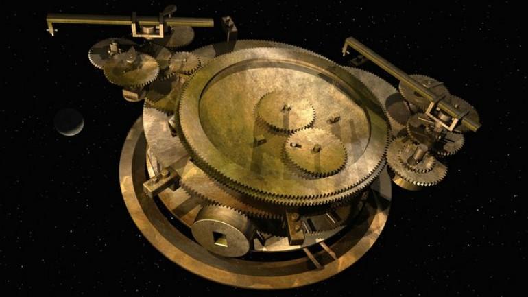 Ancient Computer: The Antikythera Mechanism