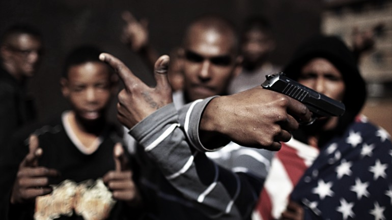 Gangs of Cape Town South Africa