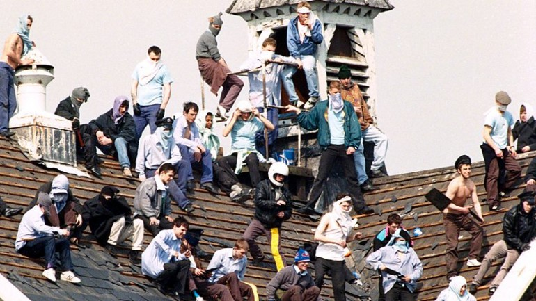 Strangeways: Britain's Toughest Prison Riot
