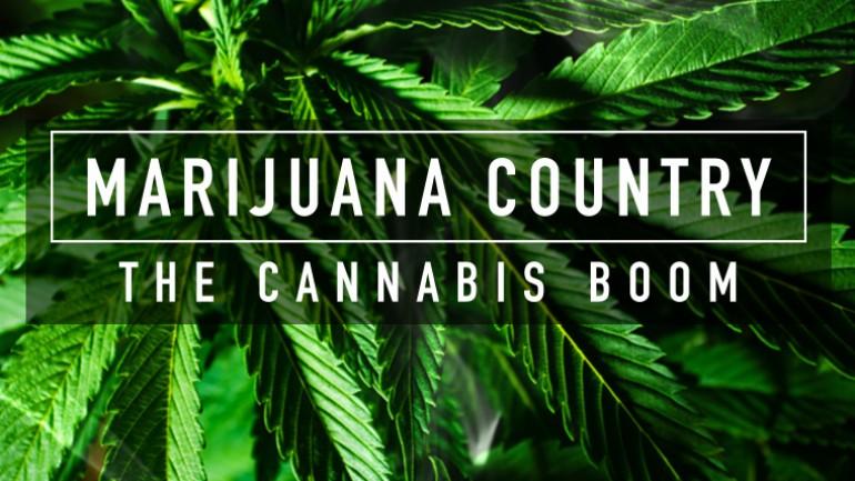 Marijuana Country: The Cannabis Boom