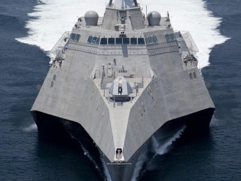 Inside: 21st Century Warship