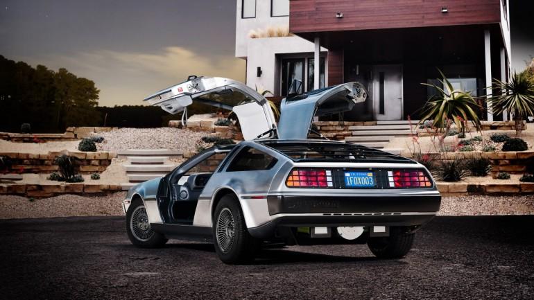 Car Crash: The DeLorean Story