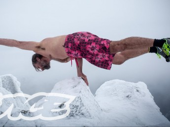 Inside the Superhuman: World of the Iceman