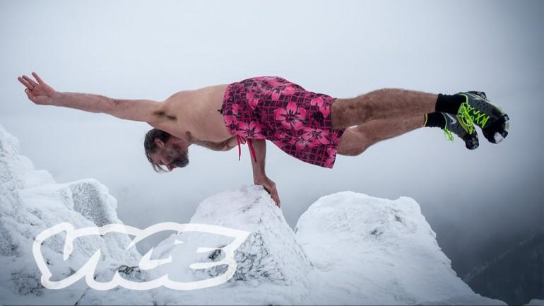 Inside the Superhuman: World of the Iceman
