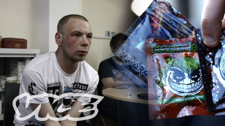 Britains Synthetic Marijuana Addicts